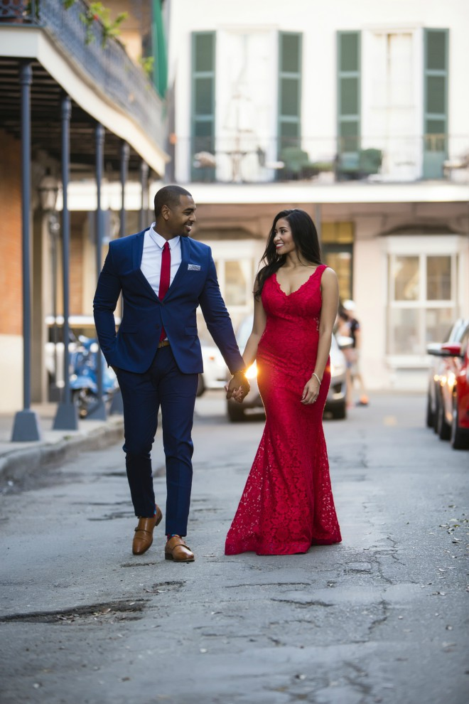 Houston Engagement Photographer Taylor Golden New Orleans Candid