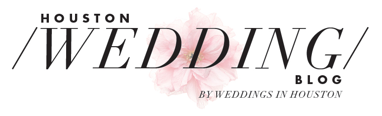 Houston Wedding Blog Logo