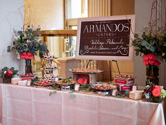Armandos Houston Wedding Caterer