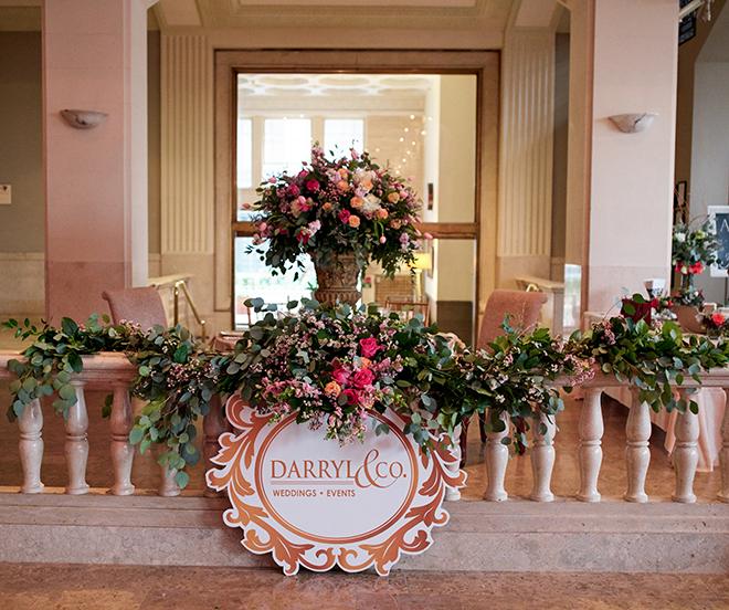 Darryl & Co Houston Wedding Florist