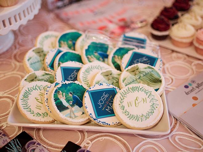 Dessert Gallery Wedding Cookies