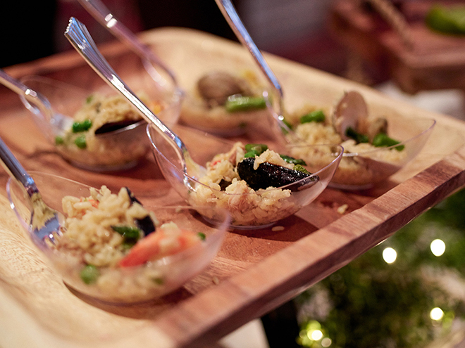 Hometown Chef Houston Wedding Catering
