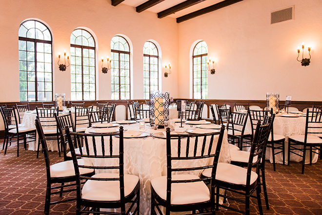 Houston Wedding Venue Historic Downtown Museum District Spanish Windows Elegant Affordable Outdoor Ceremony