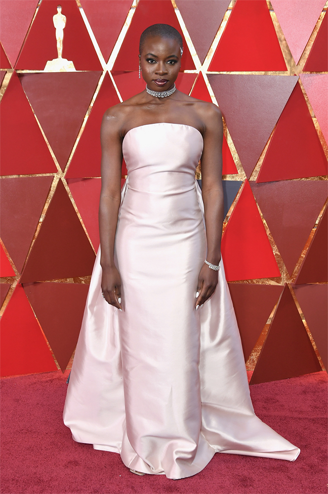 2018 Oscars Red Carpet