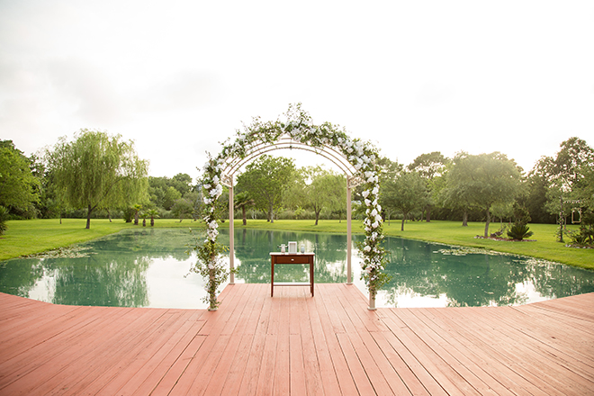 J&D Productions, Real Wedding, Kemah Gardens, HEB Blooms, Blooms Design Studio