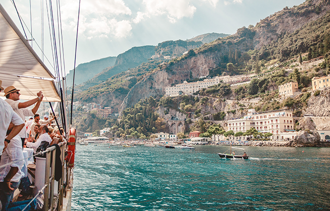 Honeymoon Planning Tips Italian Coast