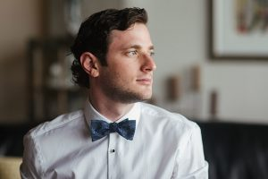 Groom's Corner: How To Tie A Bow Tie