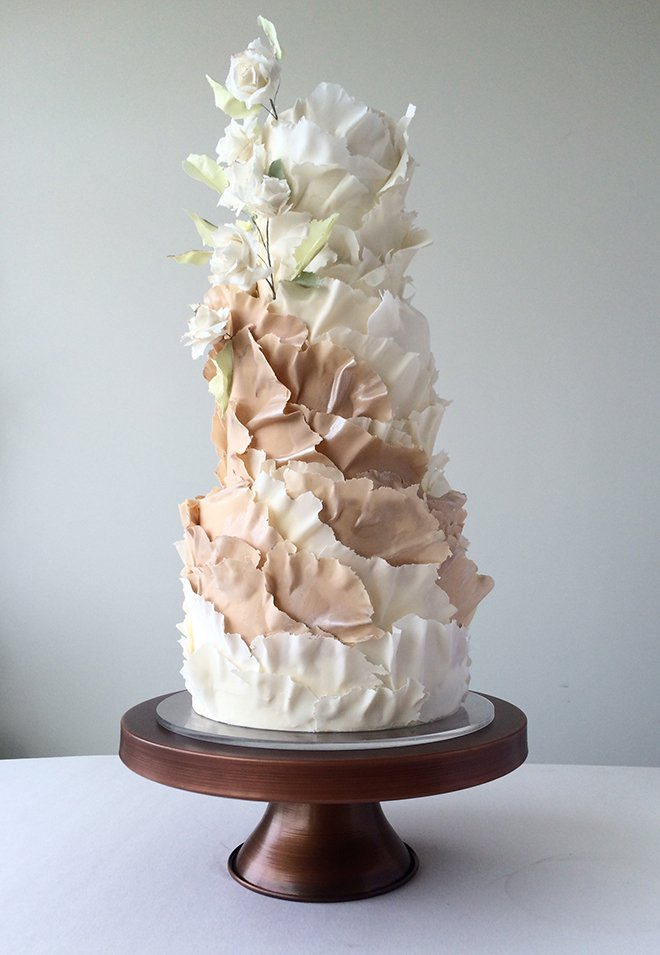 San Francisco Wedding Cake Jasmine Rae