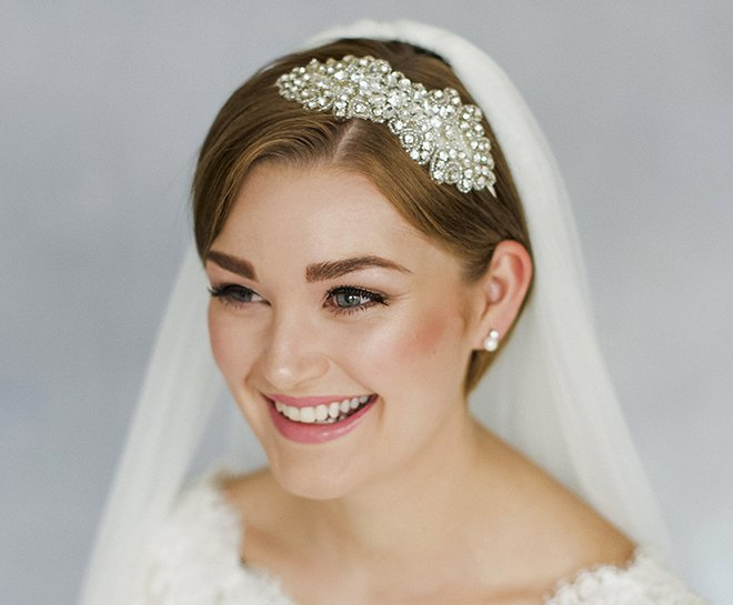 Wedding Hairstyles, Bridal Shot, Happy Bride, Short Hair, Pixie
