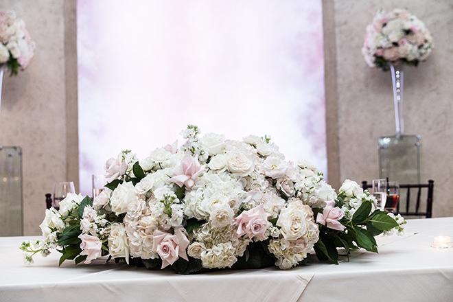 Wedding Floral Decor, Reception Centerpiece