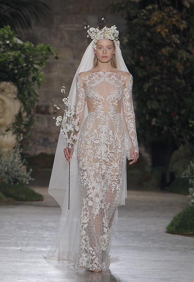 Royal Wedding, Meghan Markle, Prince Harry, Givenchy, Long Sleeve Gown, White Wedding Dress, Reem Acra