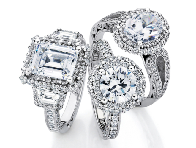 Houston Jeweler Zadok Engagement Rings Royal Wedding Band Event