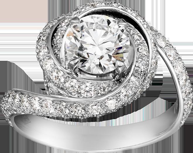 Unique Engagement Rings, Diamond, Cartier, designer