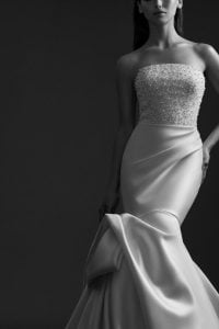 Wedding Dress Designer Q&A: Allison Webb