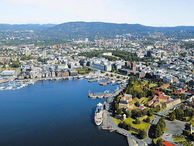 Honeymoon, Oslo, Norway, Europe