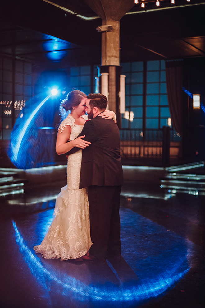 Real Wedding, Houston Couple, Newlywed, The Astorian, Ama by Aisha, Winter Wedding, Red Wedding, Marine, Military, Cordua Catering, Cakes By Gina, Last Dance
