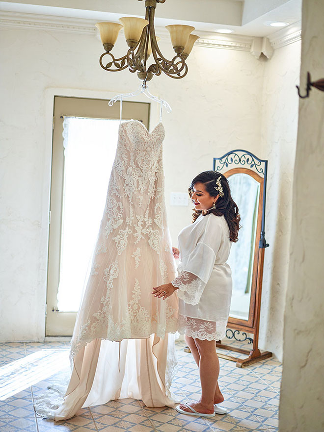 Wedding Dress, Preservation, Caring for your dress