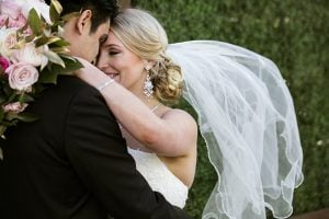 Glam Houston Garden Wedding At Hughes Manor