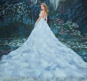 10 Colored Wedding Dresses For A Unique Bridal Look