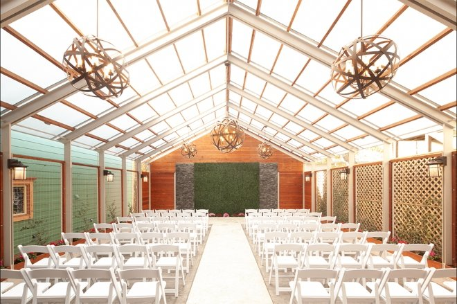 Houston wedding venue elegant affordable unique ceremony space
