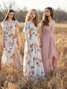 8 Beautiful 2019 Bridesmaids Dress Styles