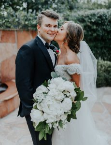 Pink And Gold Wedding At The Woodlands Resort