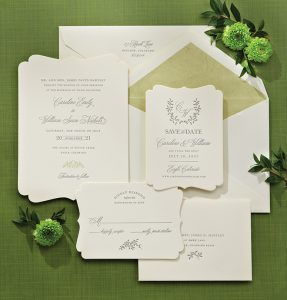 7 Styles For Personalized Wedding Invitations