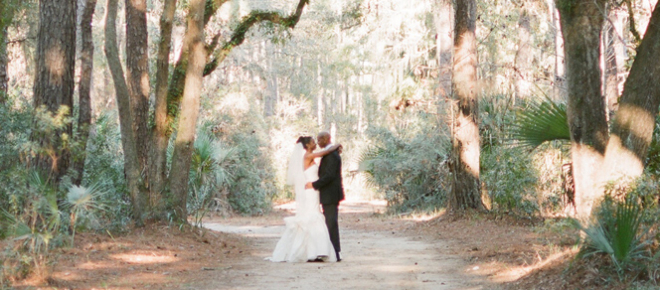 Southern Wedding Venues Spanish Moss South Carolina Bride Groom