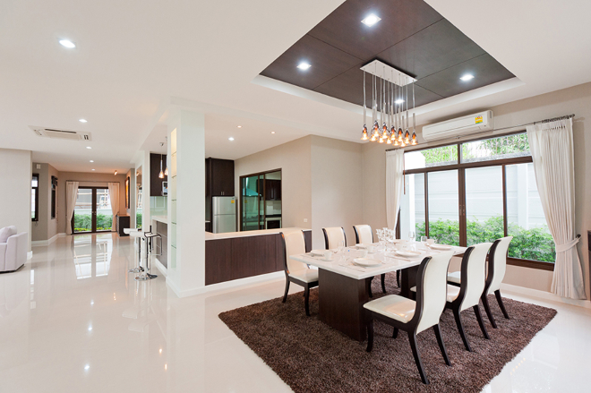 Houston Realtor Rumph New Home Married Engaged Open Floor Plan Kitchen