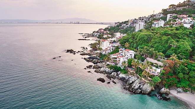 destination beach wedding, Mexico, Puerto Vallarta, summer wedding, beach destination wedding