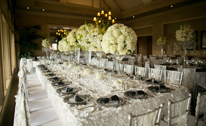 river oaks wedding florist houston reception