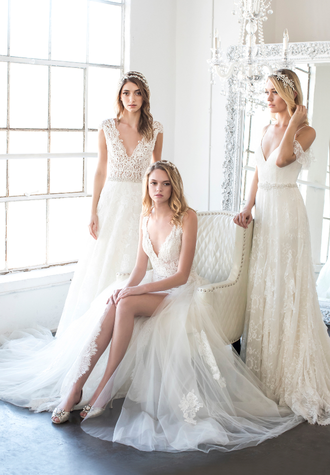 Winnie Couture Fall 2018 bridal collection