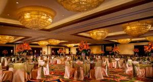 Modern Downtown Wedding Hotel: Hilton Americas-Houston