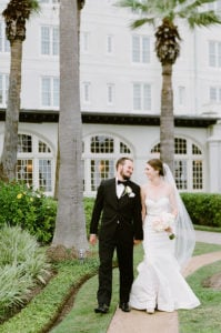 Hotel Galvez Wedding By Kelli Durham Photography