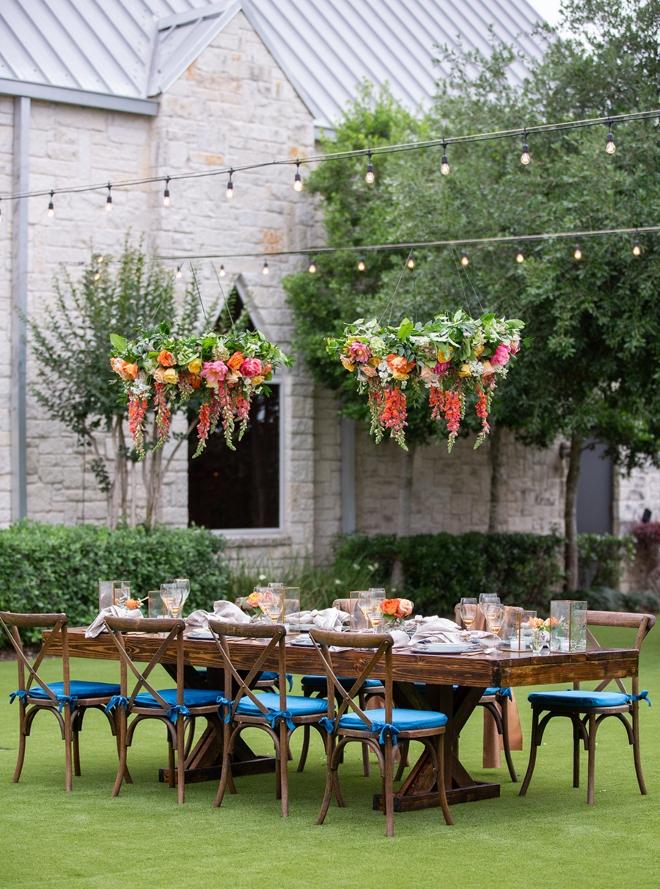 indoor outdoor wedding texas briscoe manor
