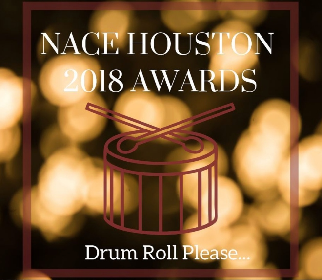 NACE Houston 2018 Winners awards event industry