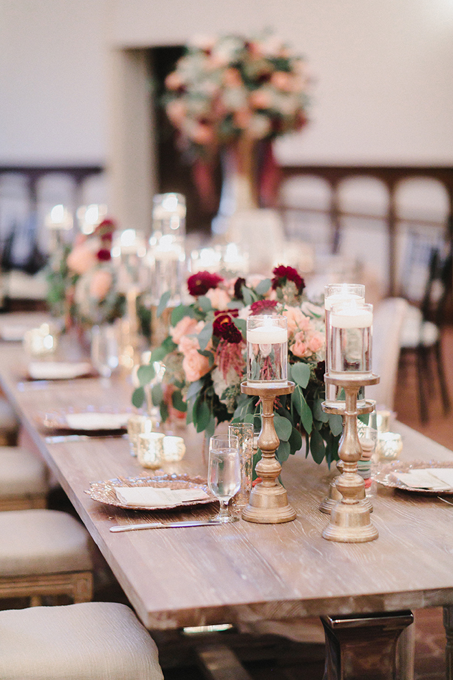 houston hiring a wedding planner rustic elegant farm table reception