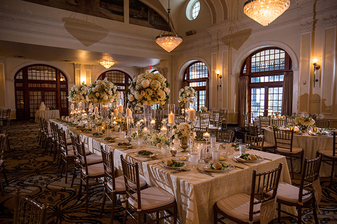 plants n petals white wedding reception crystal ballroom houston blanca duran