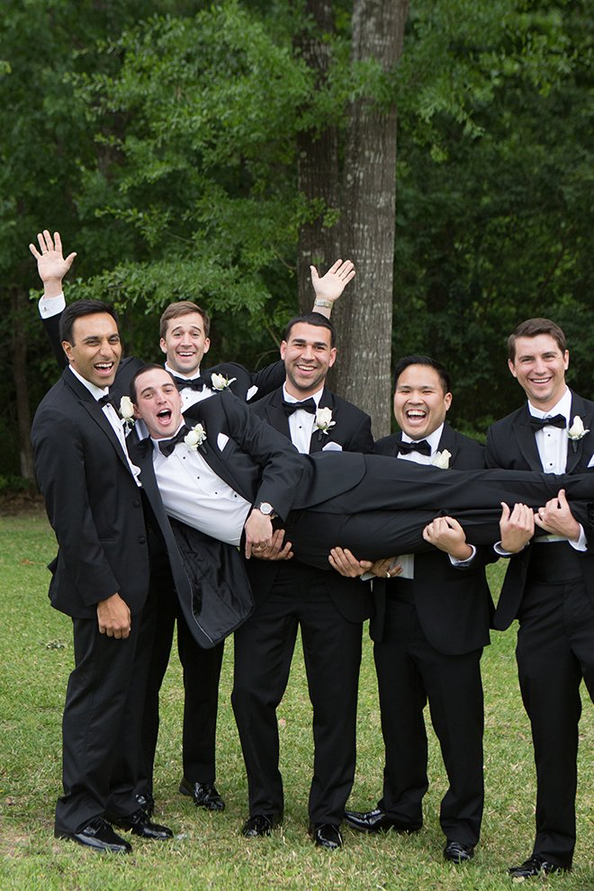 groom groomsmen funny unique photo shot kelli durham houston