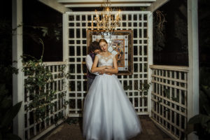 Beautiful Bridal Portraits At Heather's Glen