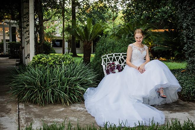 heather's glen houston wedding venue gardens flowers natural beauty DIY