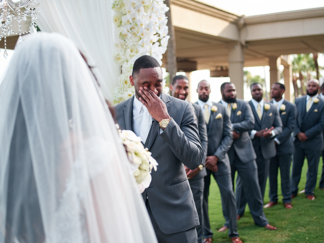 galveston wedding brian wanamaker NBA player