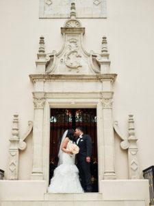 Ultra Elegant Blush And White Wedding By Civic Photos
