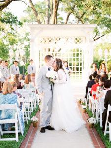 Sweet DIY Wedding At The Gardens At Madeley Manor