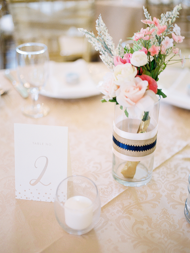 vintage rustic tabletop blush white ivory diy wedding texas