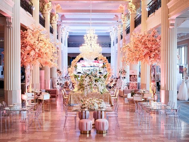 i do soiree photos civic plants petals swift houston bridal show