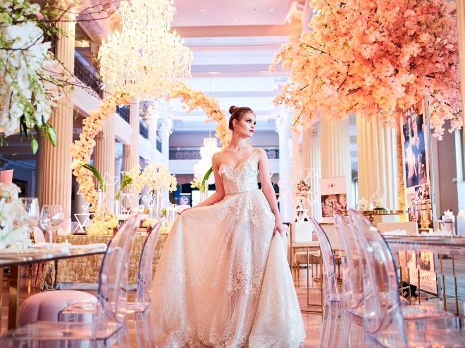 i do soiree photos civic belle ame swift petals bridal show