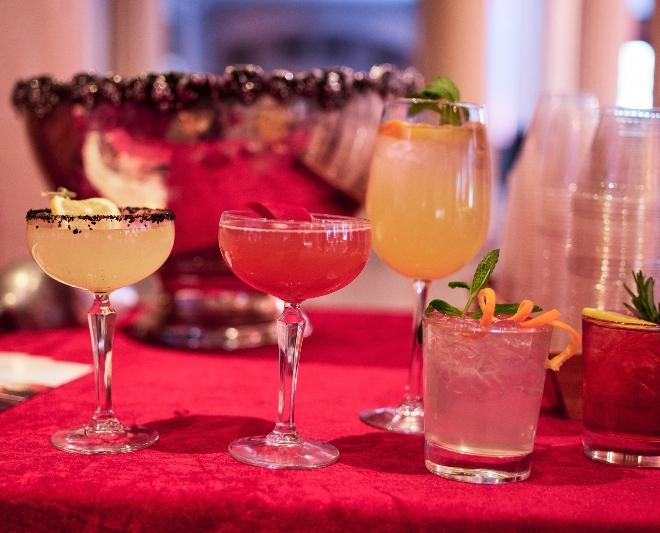 i do soiree photos cocktails armandos bridal show houston
