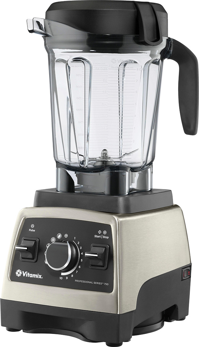 Wedding registry health fitness gifts Vitamix professional series