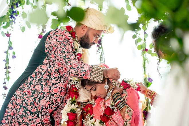 hindu-muslim wedding ceremony houston
